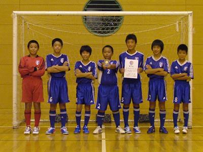 第3位 FC JUNTOS ブルー