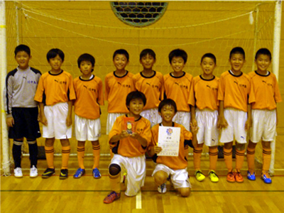 優 勝:川中島アミーゴス