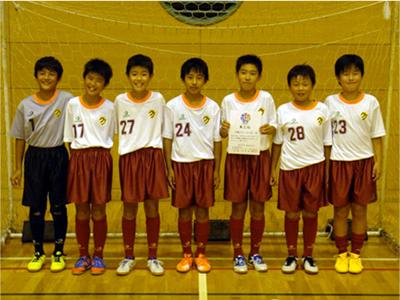 多摩区FC U-12B
