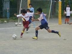 2011年度サッカースクール3