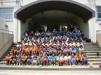2012年度サッカースクール1