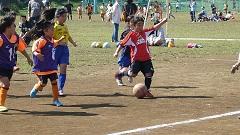 体育の日記念事業ミニサッカー大会(1,2年生の部)2