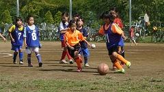 体育の日記念事業ミニサッカー大会(1,2年生の部)5