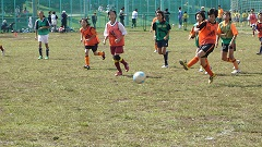 体育の日記念事業ミニサッカー大会(3,4年生の部)1
