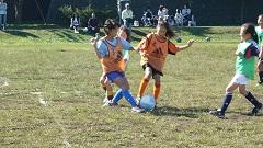 体育の日記念事業ミニサッカー大会(3,4年生の部)2