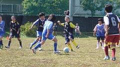 体育の日記念事業ミニサッカー大会(5,6年生の部)1