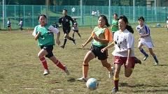 体育の日記念事業ミニサッカー大会(5,6年生の部)2