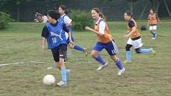 体育の日記念事業ミニサッカー大会(一般女子の部)1