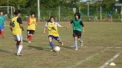 体育の日記念事業ミニサッカー大会(一般女子の部)3