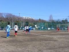 2013年2月17日試合風景3