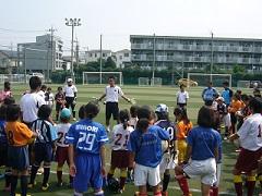 2013年度サッカースクール2