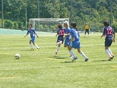 町田ガールズカップ試合3