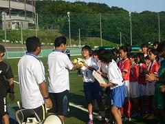 町田ガールズカップ試合6