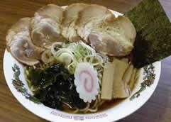 冷やしチャーシュー麺