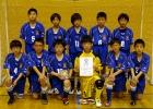 準優勝:菅FC