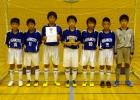 優勝:久本SC AZUL