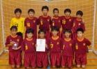 優勝:多摩区FC U-12