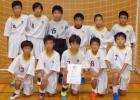第3位 多摩区FC U-11