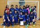 2017年度 川崎市女子フットサルリーグ