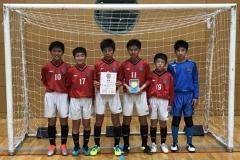 優勝:大谷戸SC Red