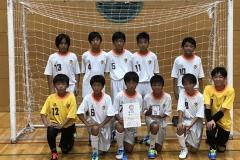 第21回川崎市フットサル大会「少年・少女の部」1st