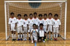 優勝:多摩区FC_U-12